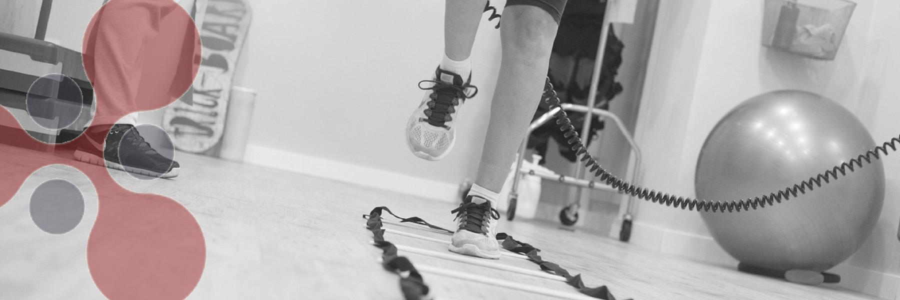 Fysiotherapie bij artrose helpt bij het beter leren belasten van knie en heup.